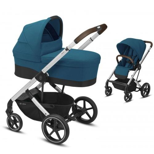 Cybex Balios S Lux Silver